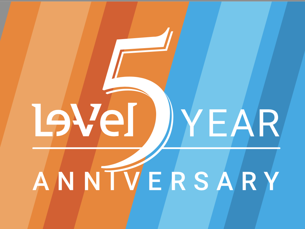 le-vel thrive celebrates 5 year anniversary