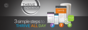 le-vel thrive 3 steps